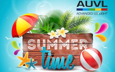 Sommerzeit bei AUVL